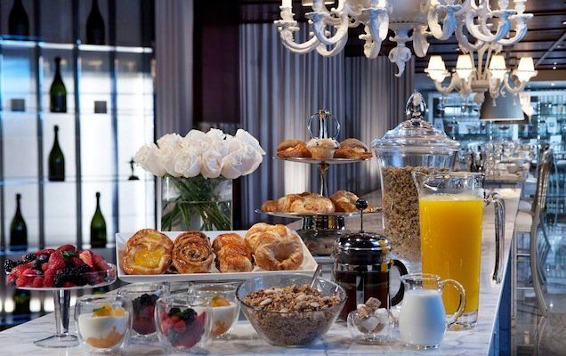8 All You Can Eat Brunch Buffets Around La West Hollywood Zagat Breakfast Buffet Food Brunch Buffet