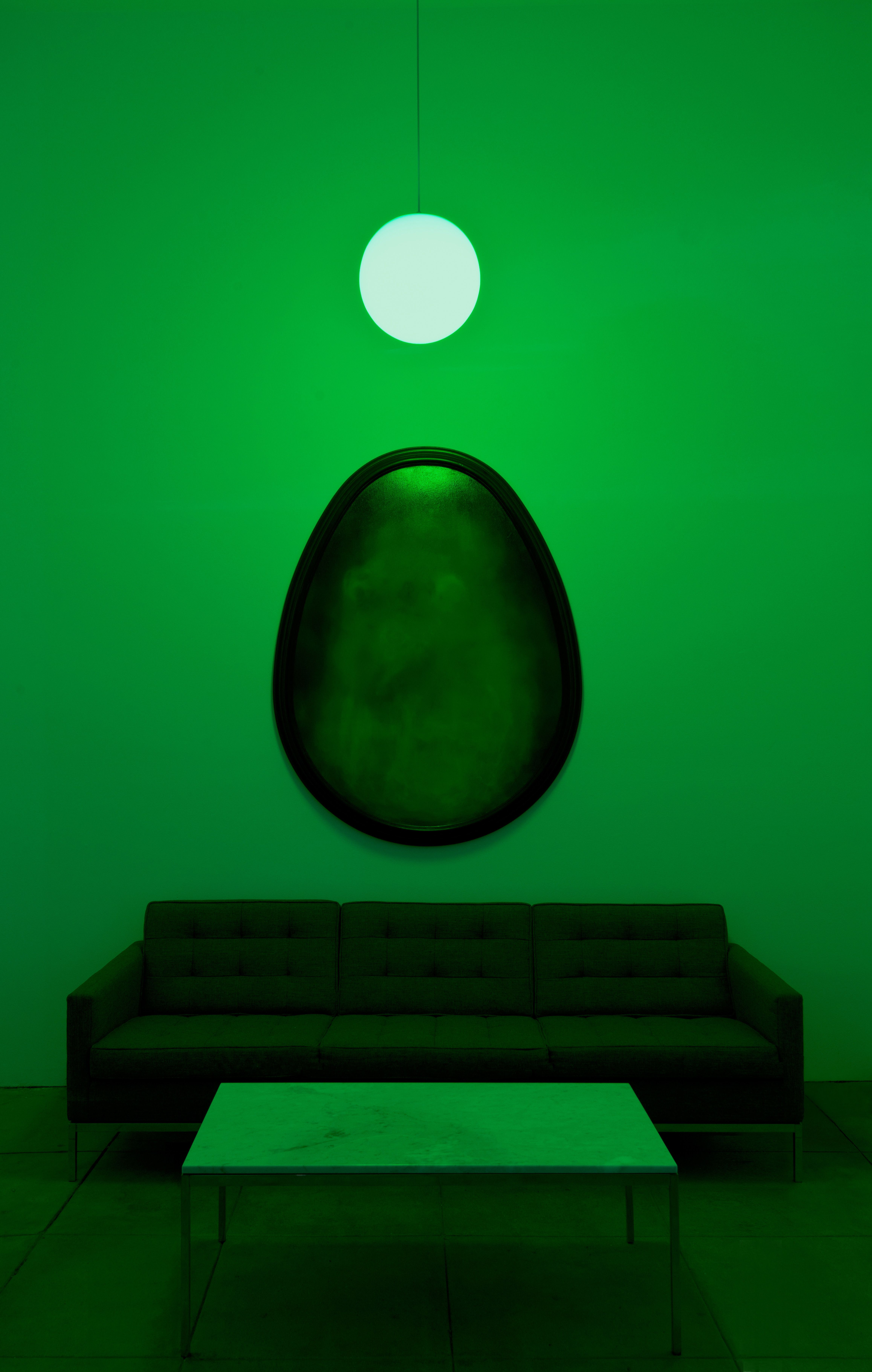 Green - Stephen G. Rhodes at Overduin and Kite