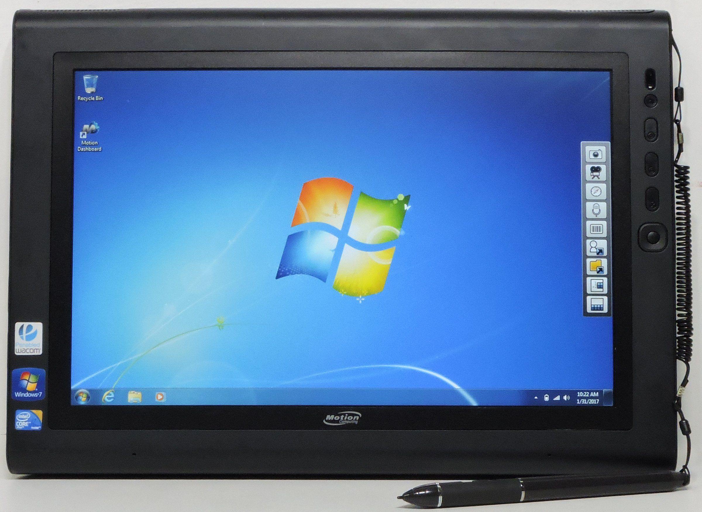 motion computing j3500 rugged wacom stylus tablet intel core i7 gobi rh za pinterest com