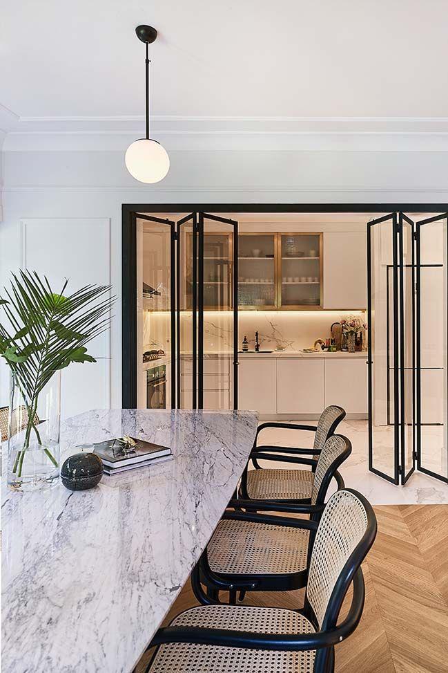 Photo of Un appartement contemporain à Istanbul – PLANETE DECO a homes world