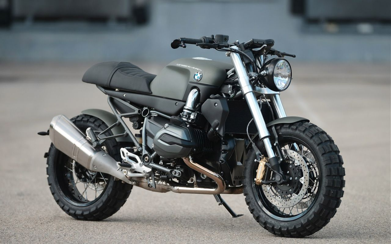 bmw r1200r street tracker by lazareth motorcycles streettracker motos. Black Bedroom Furniture Sets. Home Design Ideas