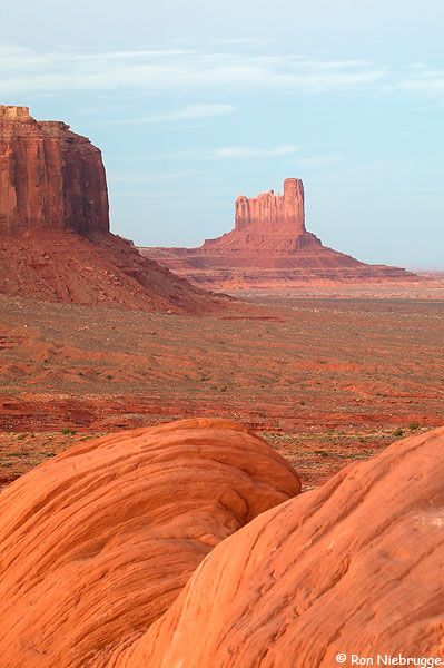 Monument Valley, Navajo Tribal Park, Arizona | Ron Niebrugge, Wild Nature Images