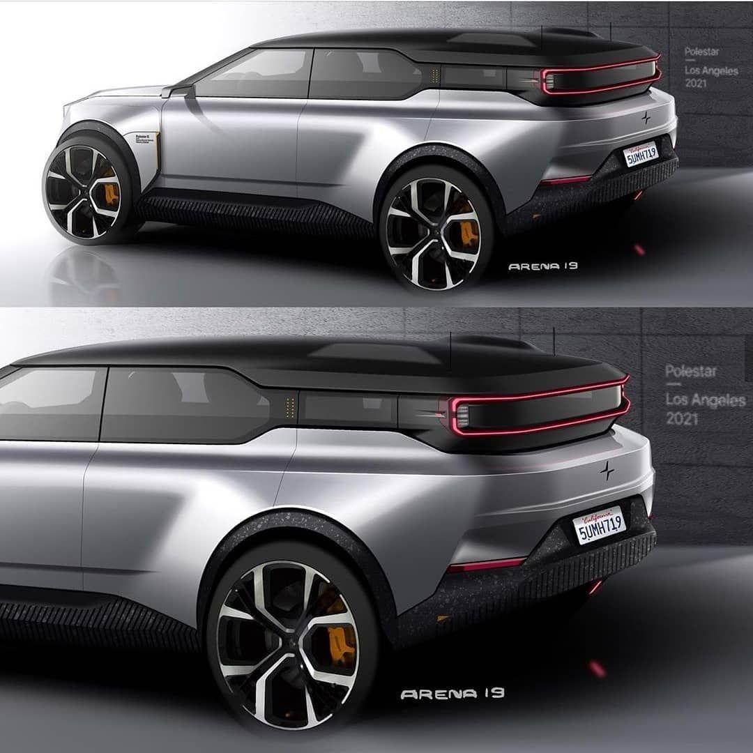 "CarDesignConcept ™︎ On Instagram: ""POLESTAR SUV DESIGN -By"