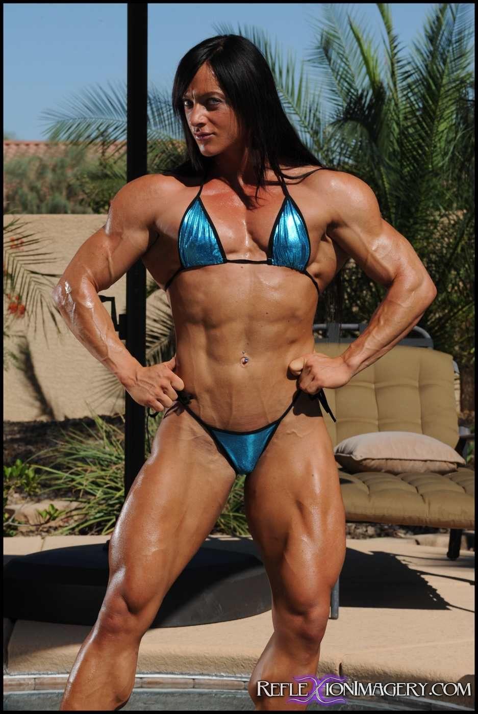 Katka Kyptova  Muscle Goddesses - Thank God For Steroids -5574