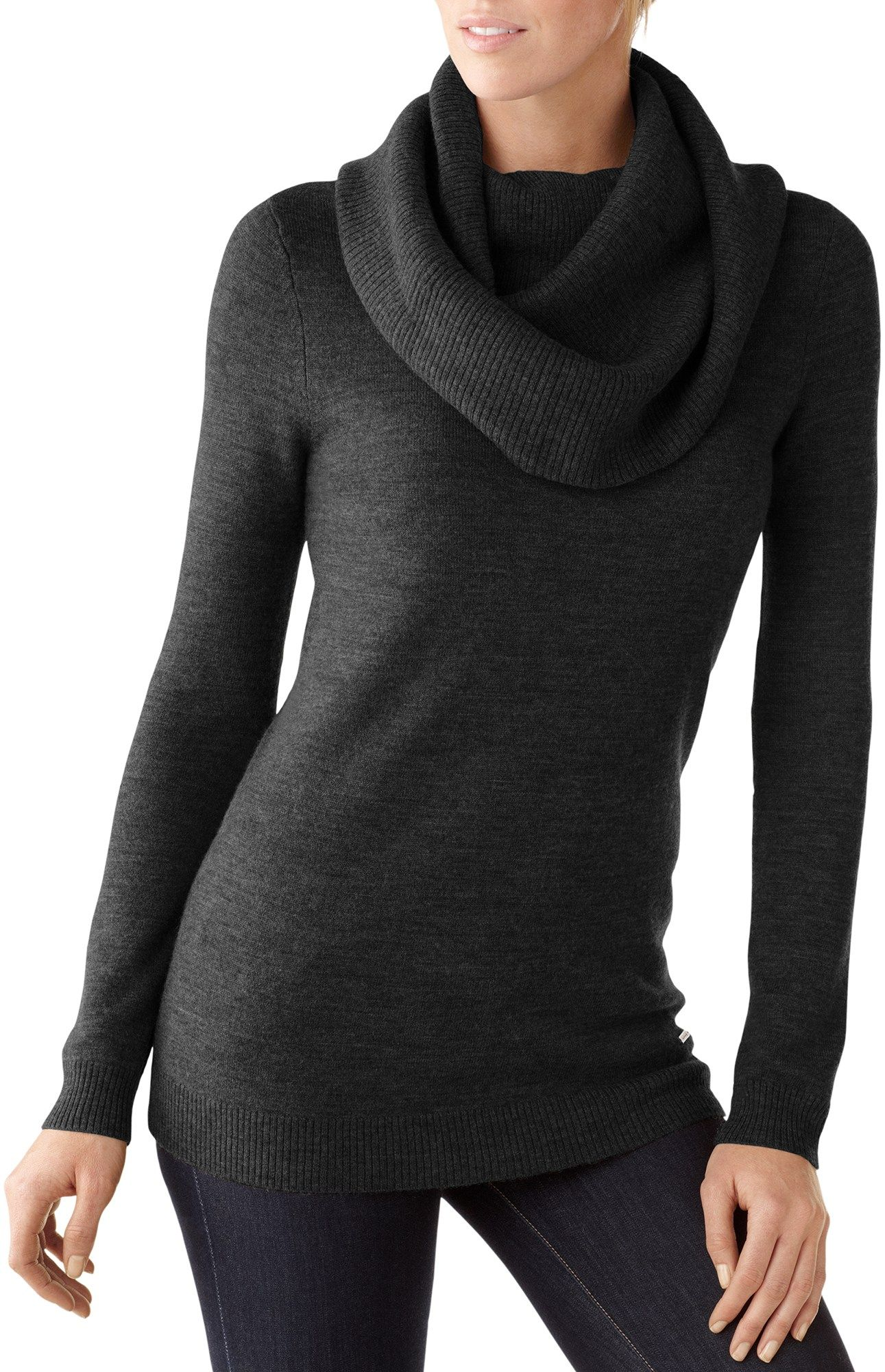 My favorite new sweater-- SO comfy, SO flattering! SmartWool ...