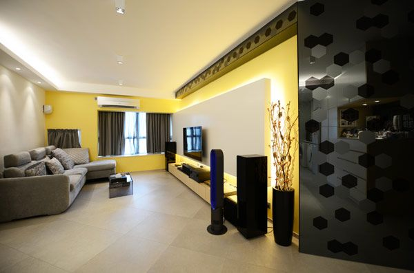 Apartment design interior designer salary walls idea with orange light and glass modern minimal also rh pinterest