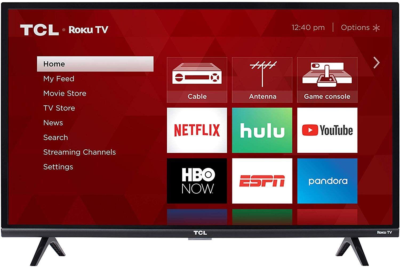 Amazon Black Friday Deals 1080p Roku Smart Led Tv Led Tv Smart Tv 32 Inch Tv