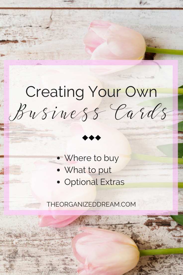 Where to buy business cards, what you need to add to them and how to ...