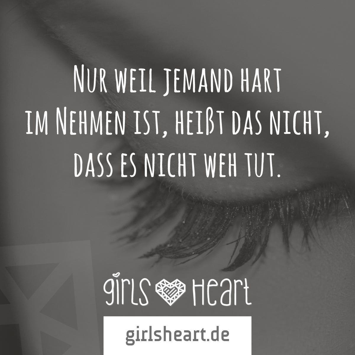 Mehr Sprüche auf: www.girlsheart.de #trauer #ärger #wut #