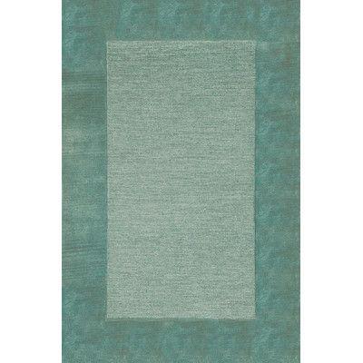 Liora Manne Madrid Blue Border Area Rug Rug Size: