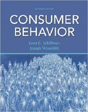 free test bank for consumer behavior 11th edition by schiffman sets