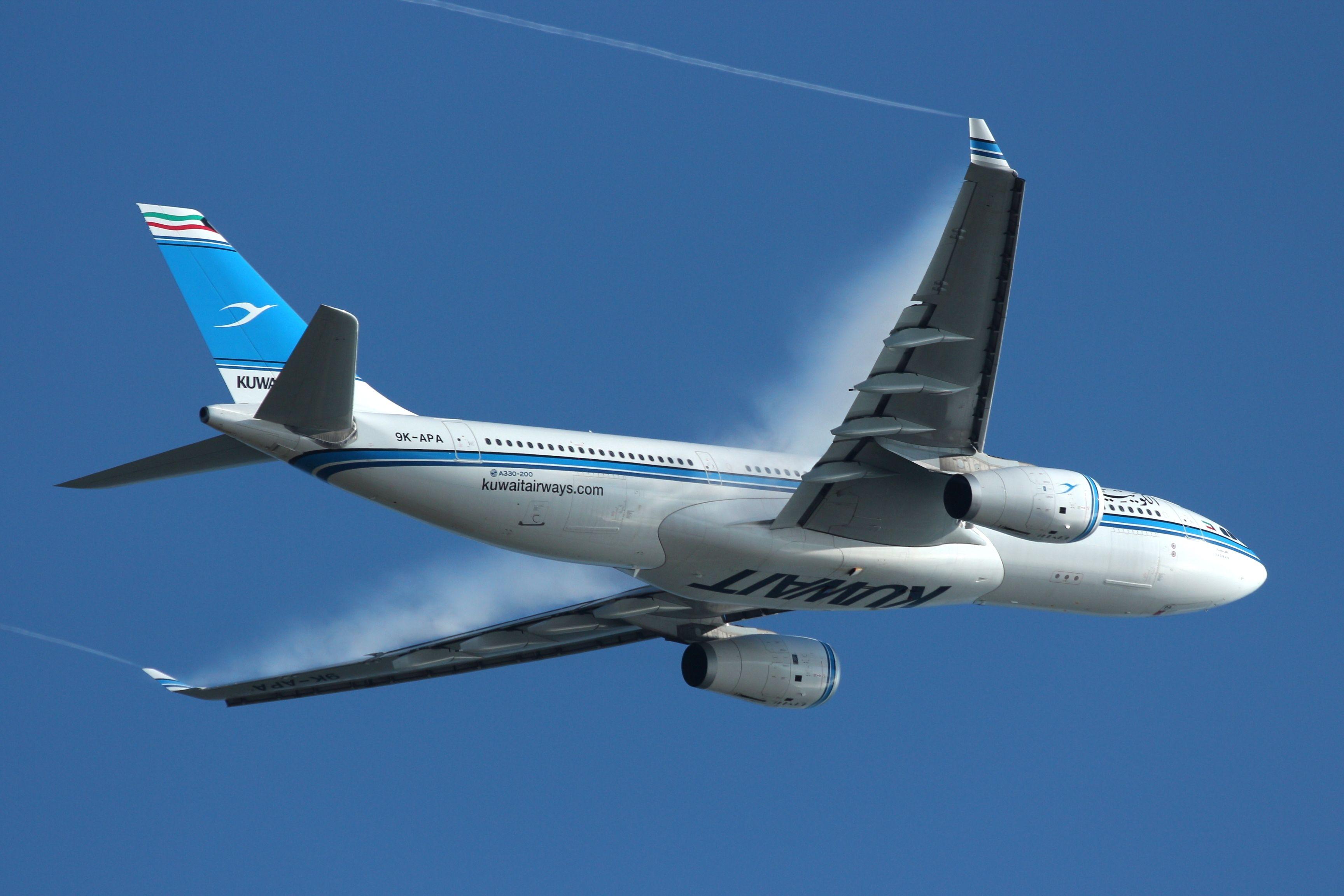طيران الكويتية Aircraft Passenger Jet Online Tickets