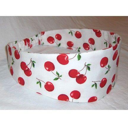Cherry Headband