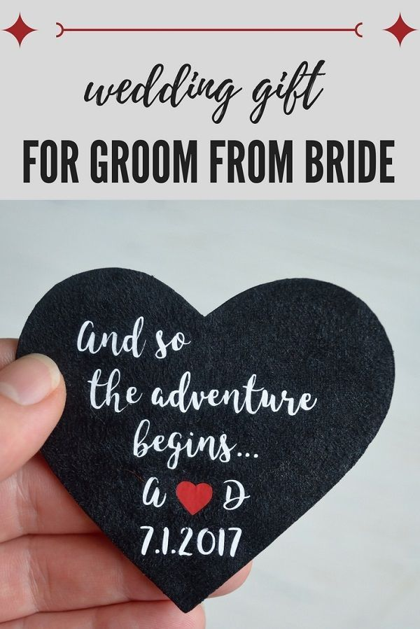 To My Groom Gift Groomsmen Ties Wedding For Of The Bride Husband Tie Patch Boyfriend Gifts Men Weddingideas