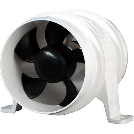 Attwood Turbo 4000 Quiet Blower 12 Volt Walmart Com In 2020 Blowers Turbo Ventilation Fan