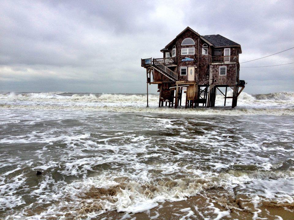 Windjammer Mirlo Beach Cape Hatteras Island North Carolina Usa