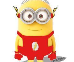 Minion Flash Gordon.