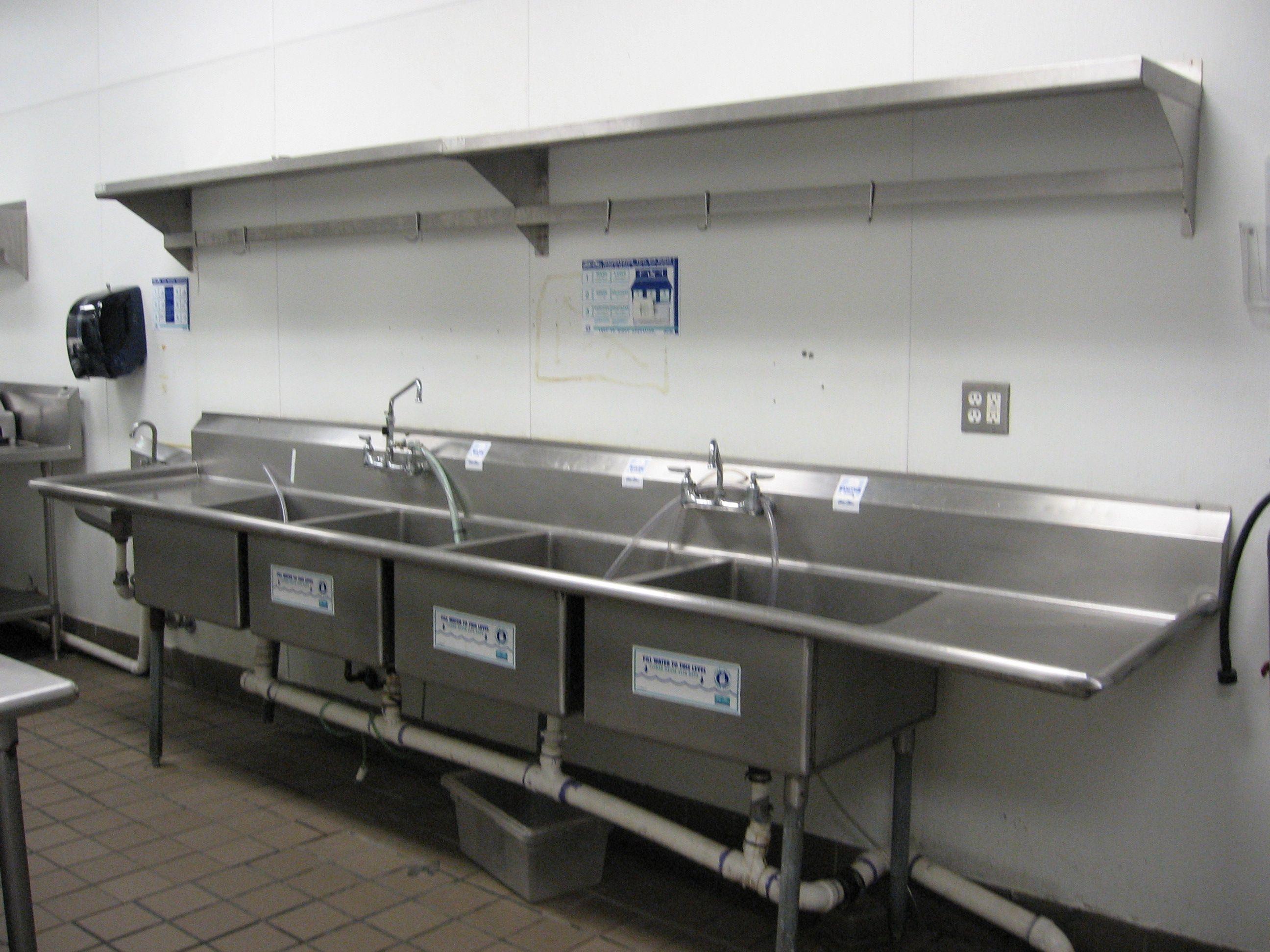 kitchen equipment washing sinks pinterest cucine