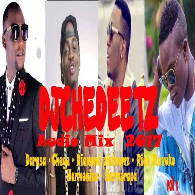 Bongo Audio MIX 2017 By DJchedeetz   Mp3 download Artist included