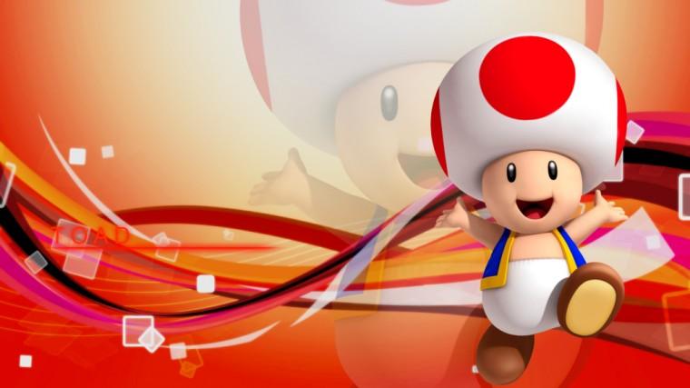 75 Toad Wallpaper On Wallpapersafari Nintendo 64 Grand Prix Mario Kart