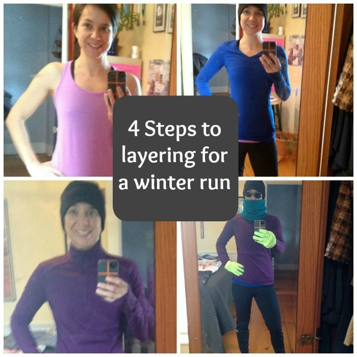 what to wear for jogging in cold weather
