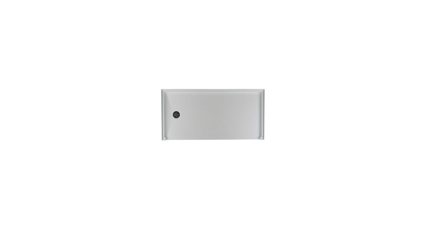 Swanstone Fbf 3060l Veritek Barrier Free Shower Receptor With Left