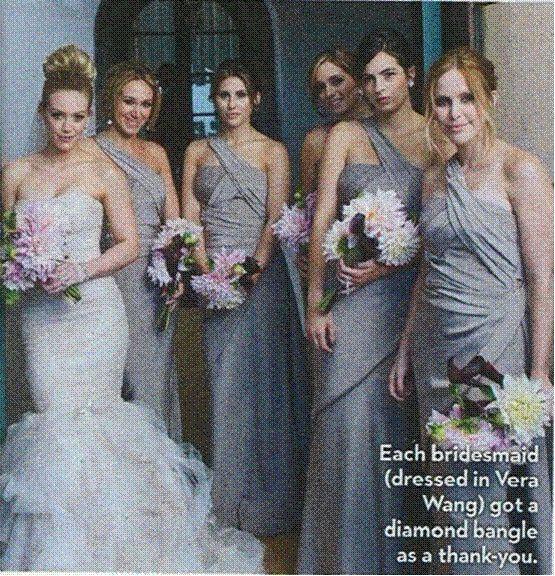 Hilary Duff Wedding Dress | Bridesmaid Dresses Hillary Duff Pinterest Wedding Wedding