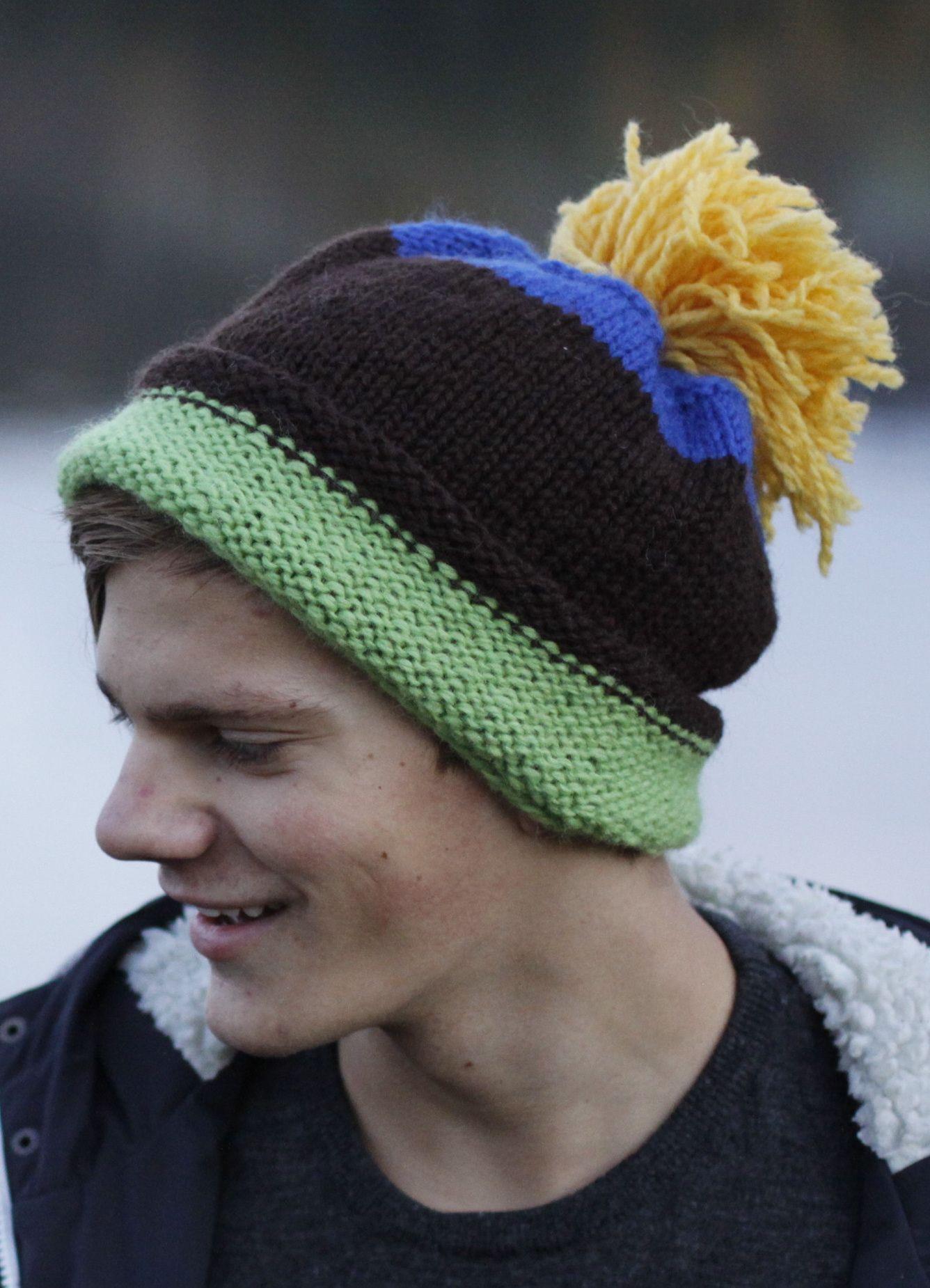 Photo of Gratis oppskrift. Hat med dusk av Christian Skiftesvik. Samarbeid mellom studenter …