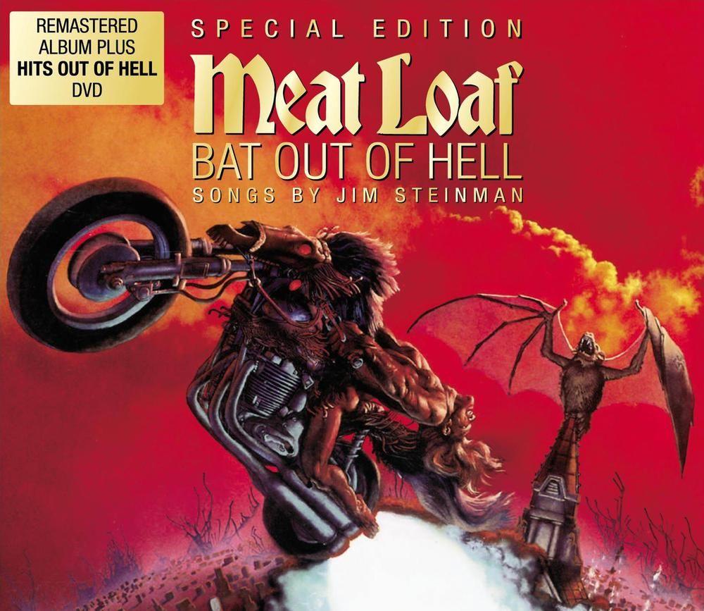 Resultado de imagen de Art Meatloaf corben