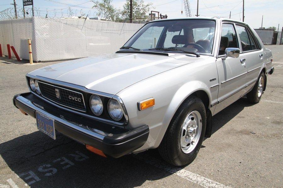 1979 Honda Accord (With images) Honda accord