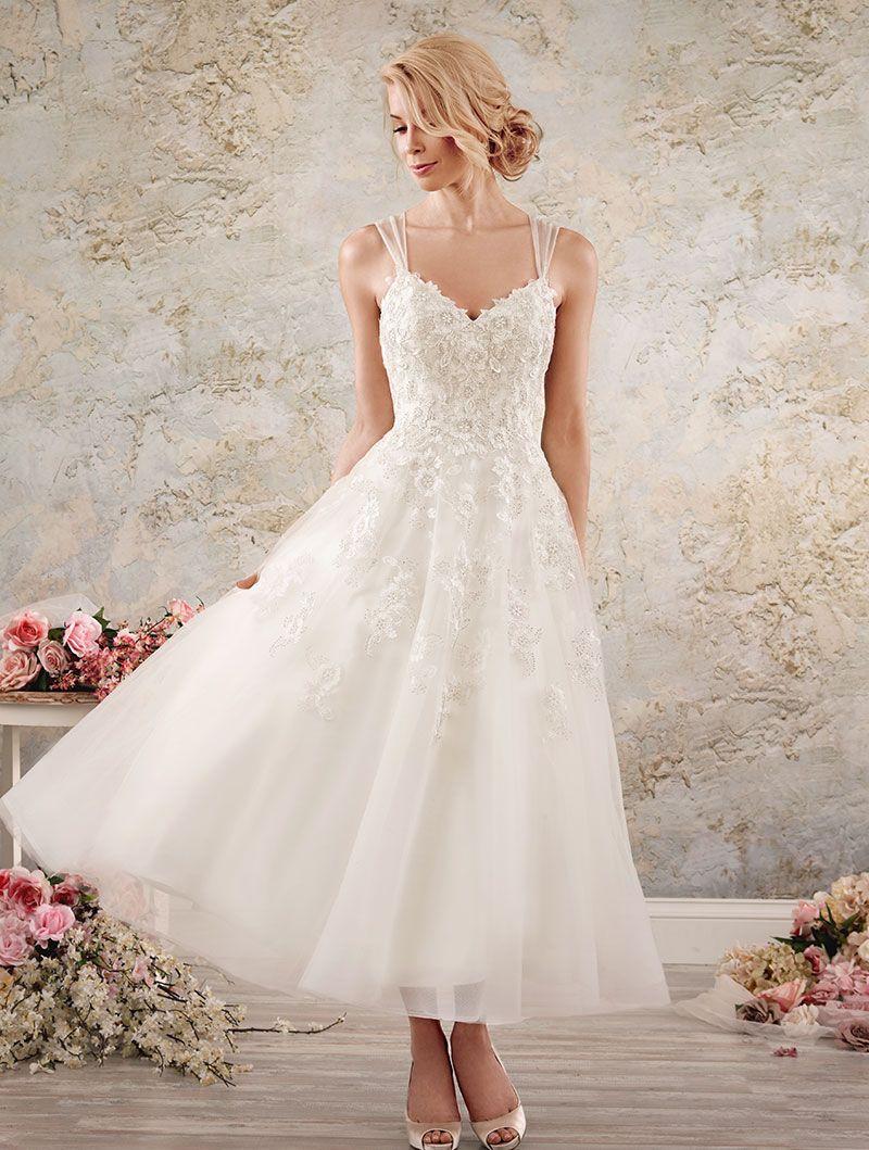 Wedding Gown Gallery in 2020 Short ivory wedding dress
