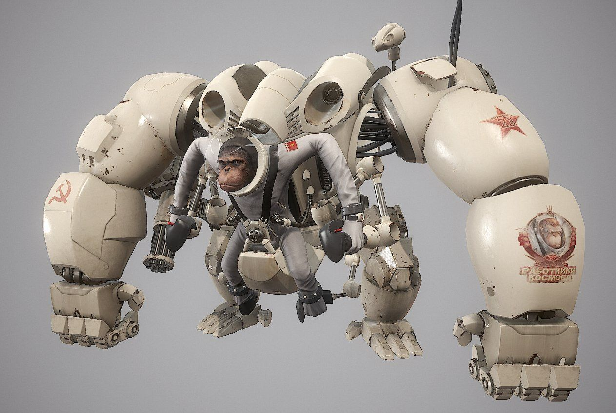 Pin by Migo on 3D PBR Render Character design, Artwork