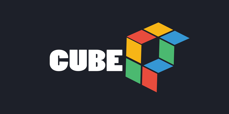 logo design cube logos