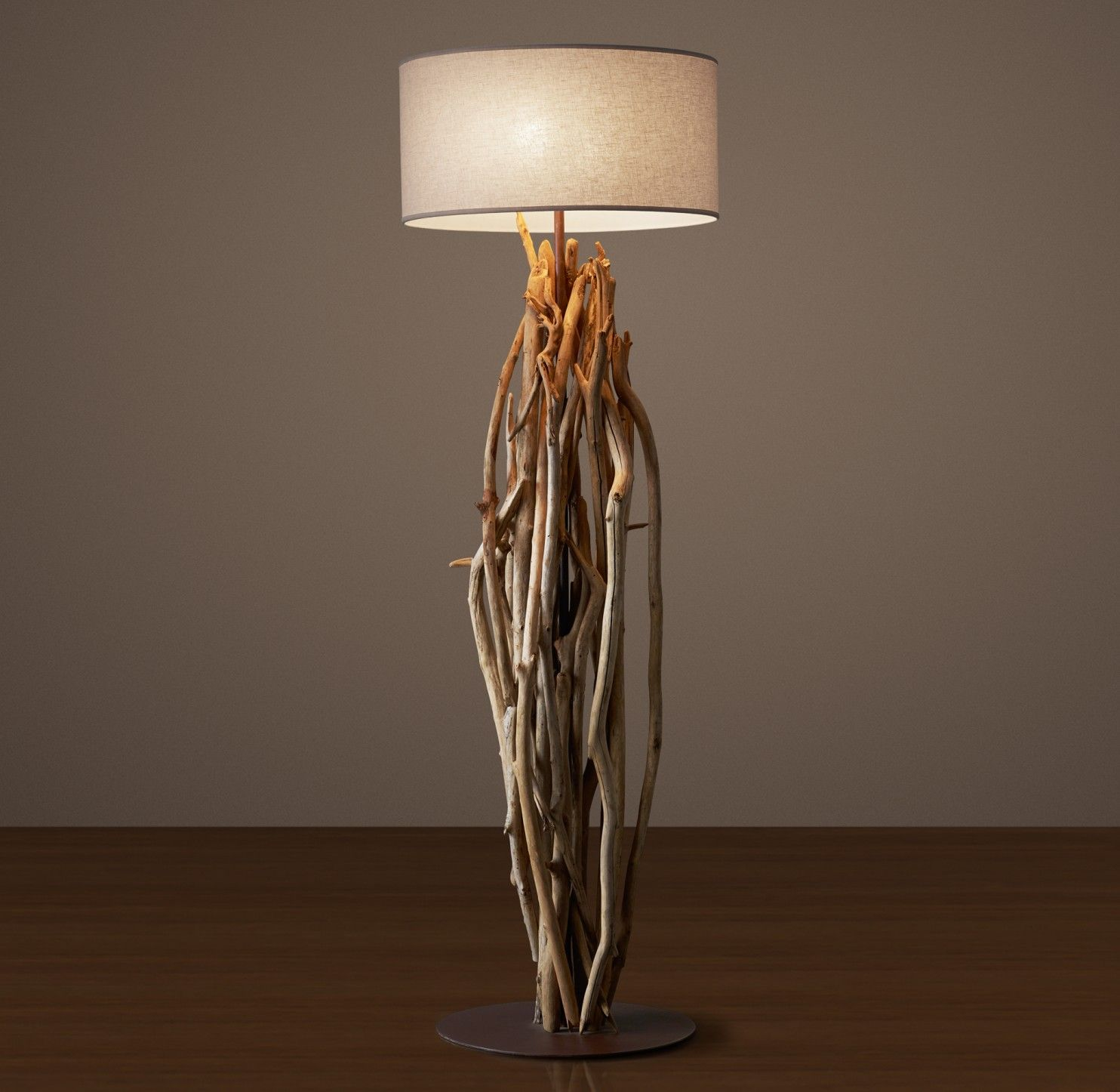 Stylish Driftwood Floor Lamp For Your Decor And Lighting Ideas: Favorite  Driftwood Floor Lamp |