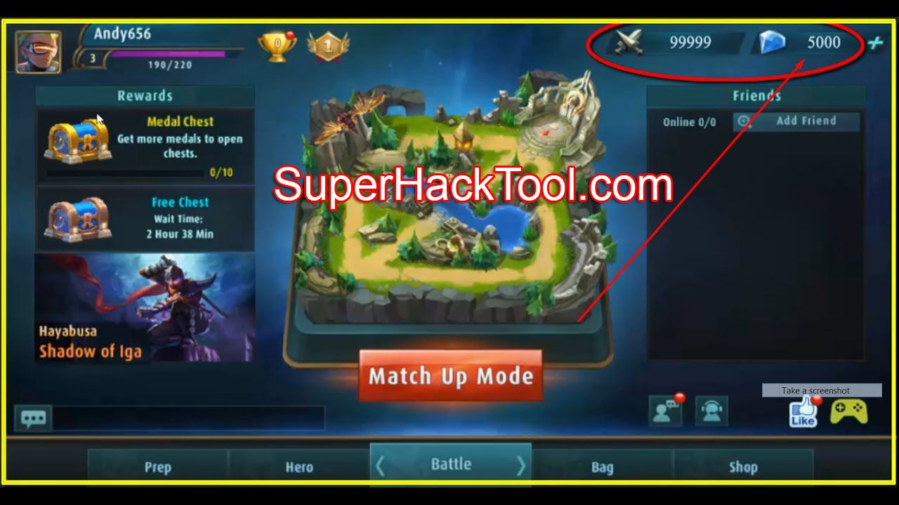 pin by sanay tun on hacks | app hack, mobile legends, play hacks