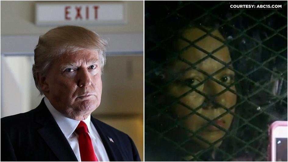 US: Mexican mother deported under Trump crackdown despite protests