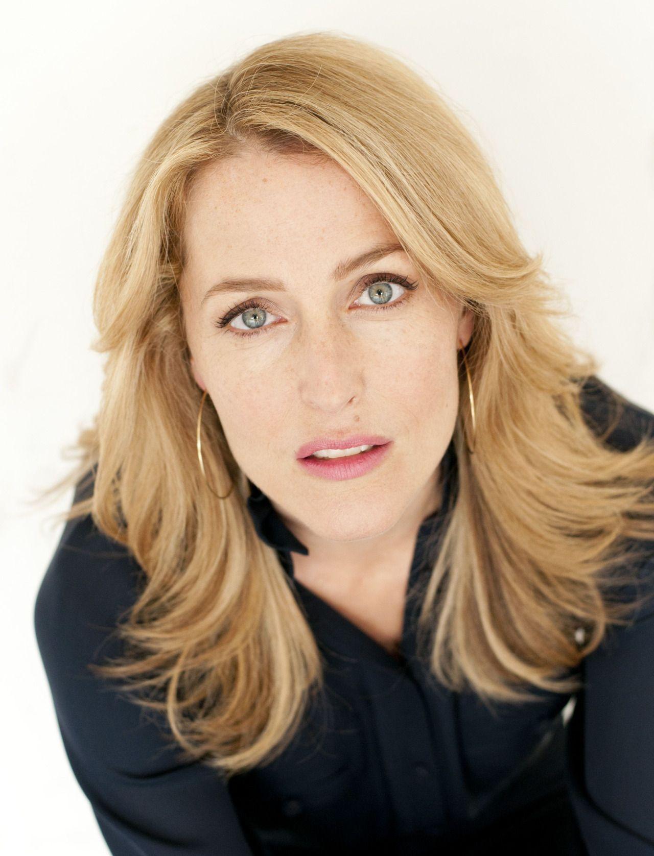 foto Gillian Anderson (born 1968 (American-British