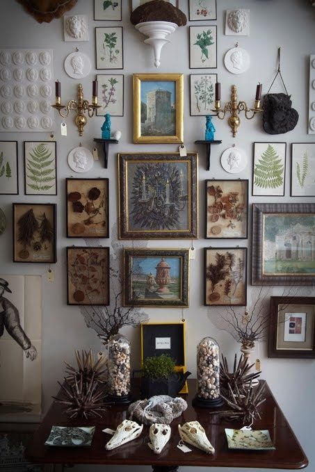 Photo of Create An Eclectic Gallery Wall!