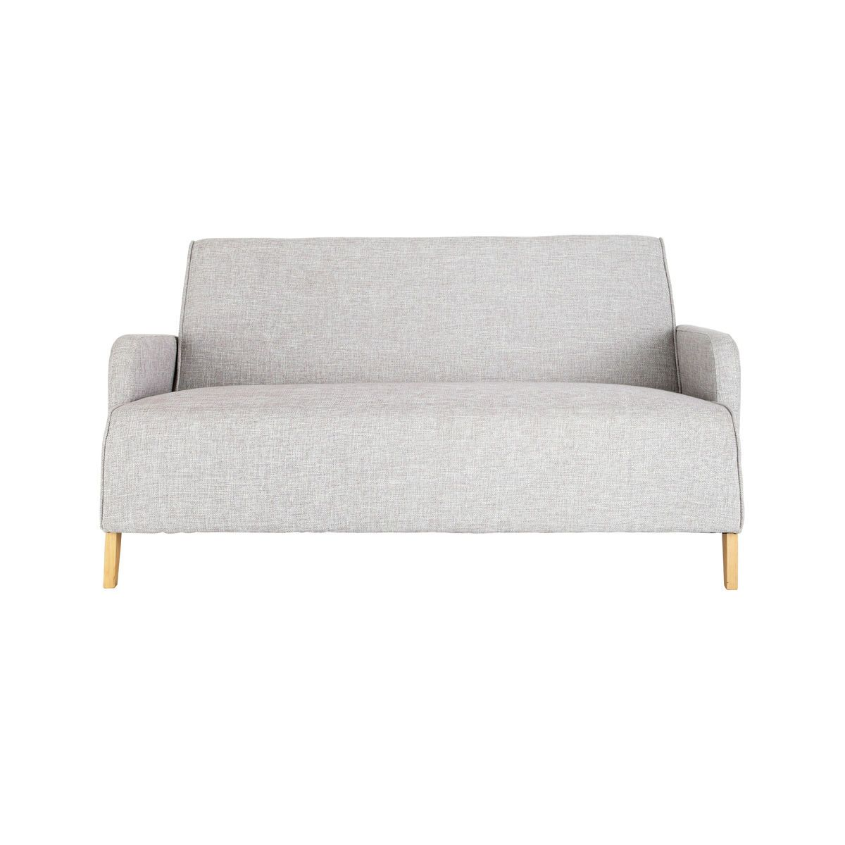 Grijze Stoffen 2 Zetel Maisons Du Monde Sofas For Small Spaces Fabric Sofa Light Gray Sofas