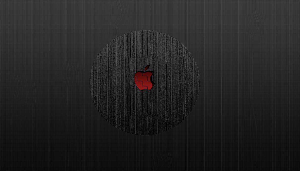 cool apple logo wallpaper. apple wallpapers: cool wallpaper by nanatrex logo