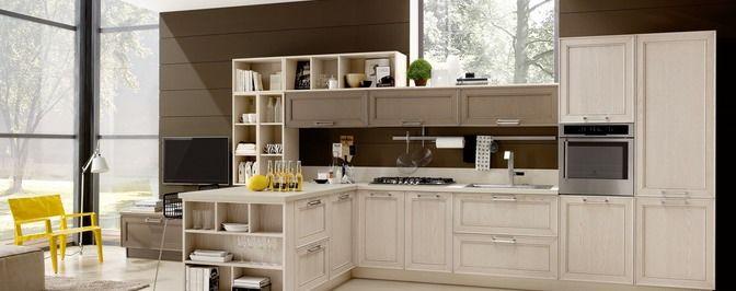 Cucine componibili contemporanee: scopri York Stosa | Decor ...