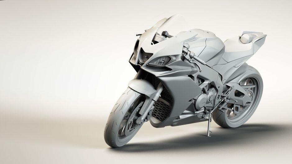 Aprilia RSV4 by Claudio D\'Agostino   Transport   3D   CGSociety