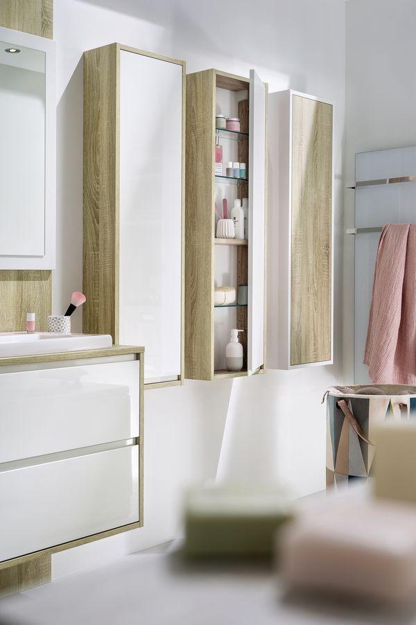 Ambiance Scandinave Salle de bain riad Pinterest Manhattan