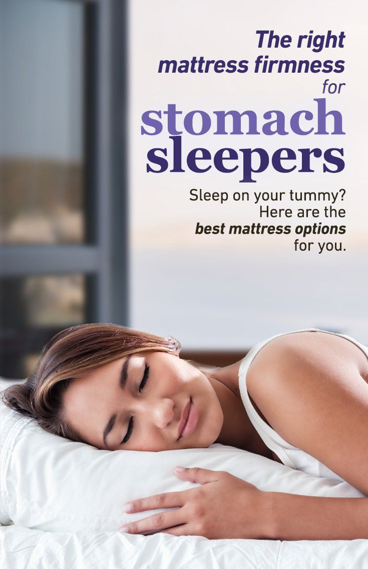 sleeping on your stomach can cause neck and lower back pain so itu0027s  super lower