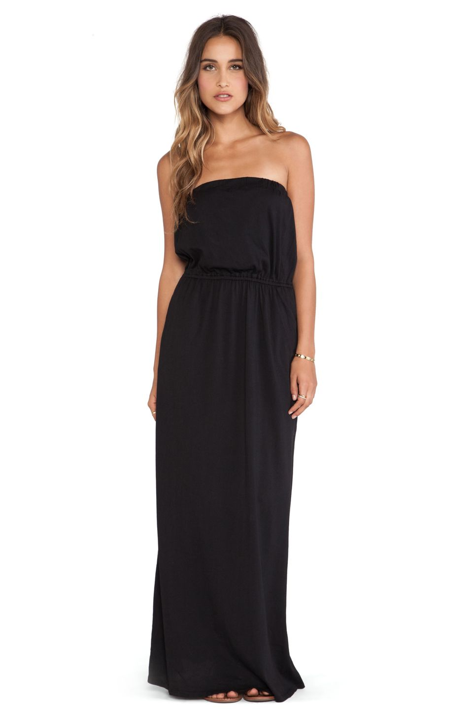Supreme maxi dress bobi