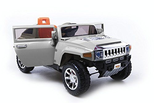 NEW HOT 2016 MODEL Licensed HUMMER Ride On Car 12V Battery Powered Two Motors Ride On Car Toys