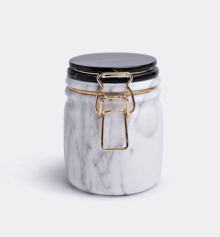 Marble Storage Box Miss By Spaziopontaccio Design Lorenza Bozzoli