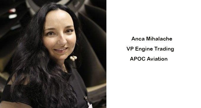 Welcome Anca Mihalache - APOC Aviation