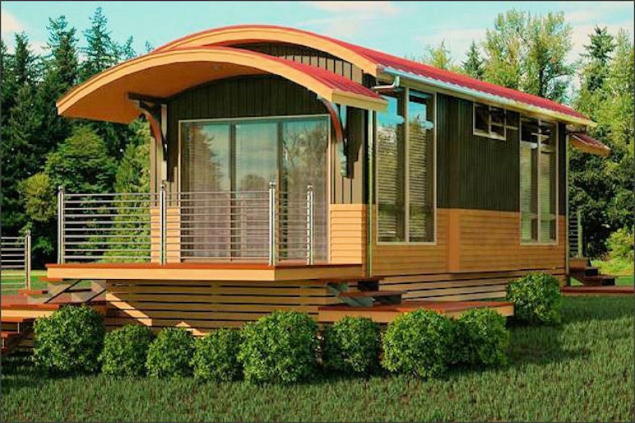 cottage cabins to build affordable