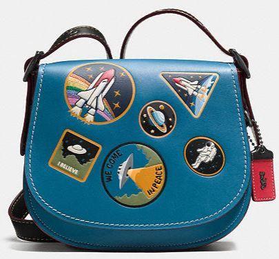 435225cb86a Coach s NASA collection.